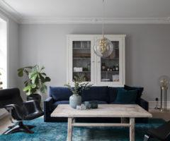 Spotlight on color: colori vibranti e sontuosi in salotto e stanza da letto