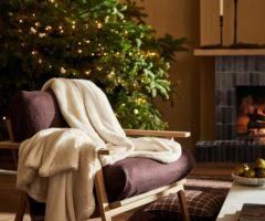 In the mood for Christmas: Zara Home, ghirlande, tovaglie e l'atmosfera festiva del Natale