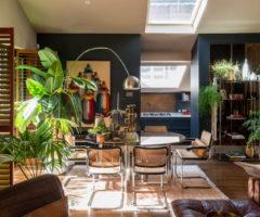 Interior Inspiration: personalità e carattere per una casa londinese