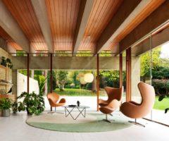 """Interior inspiration: la ristrutturazione della """"migliore casa moderna del mondo"""""""