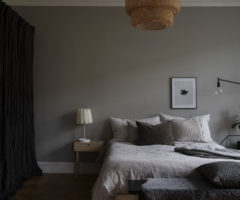 Spotlight on color: grigio e sfumature neutre per un interno classico
