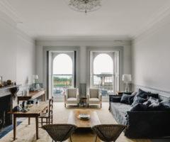 Interior Inspiration: una casa d'epoca con vista sul mare nel Sussex