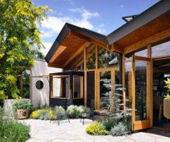 Interior inspiration: una casa giardino per una coppia riservata