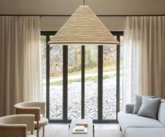Go green: una casa integrata nel paesaggio bucolico delle coste nordiche