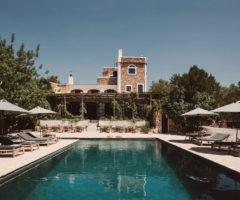 Sognando l'estate: la Granja un hotel nascosto nella campagna ibizenca