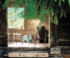 Tiny and cozy: un rifugio nascosto nelle alpi svizzere