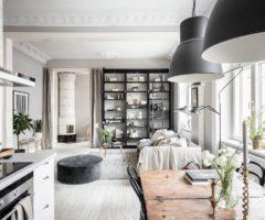 Interior inspiration: un impeccabile appartamento pieno di spunti interessanti