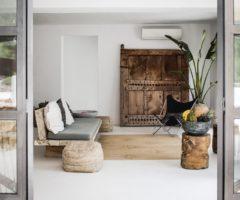 Big&bright: una casa in stile bohémien ad Ibiza