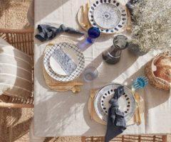 In the mood for summer: la tavola estiva perfetta per pranzi in compagnia