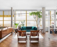 Interior Inspiration: la rivisitazione di una casa modernista a San Paolo