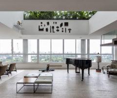 Big&bright: una casa moderna dal carattere contemporaneo