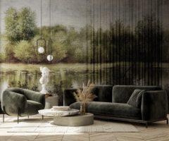 Special products: Instabilelab, la tappezzeria che porta la natura sulle pareti di casa